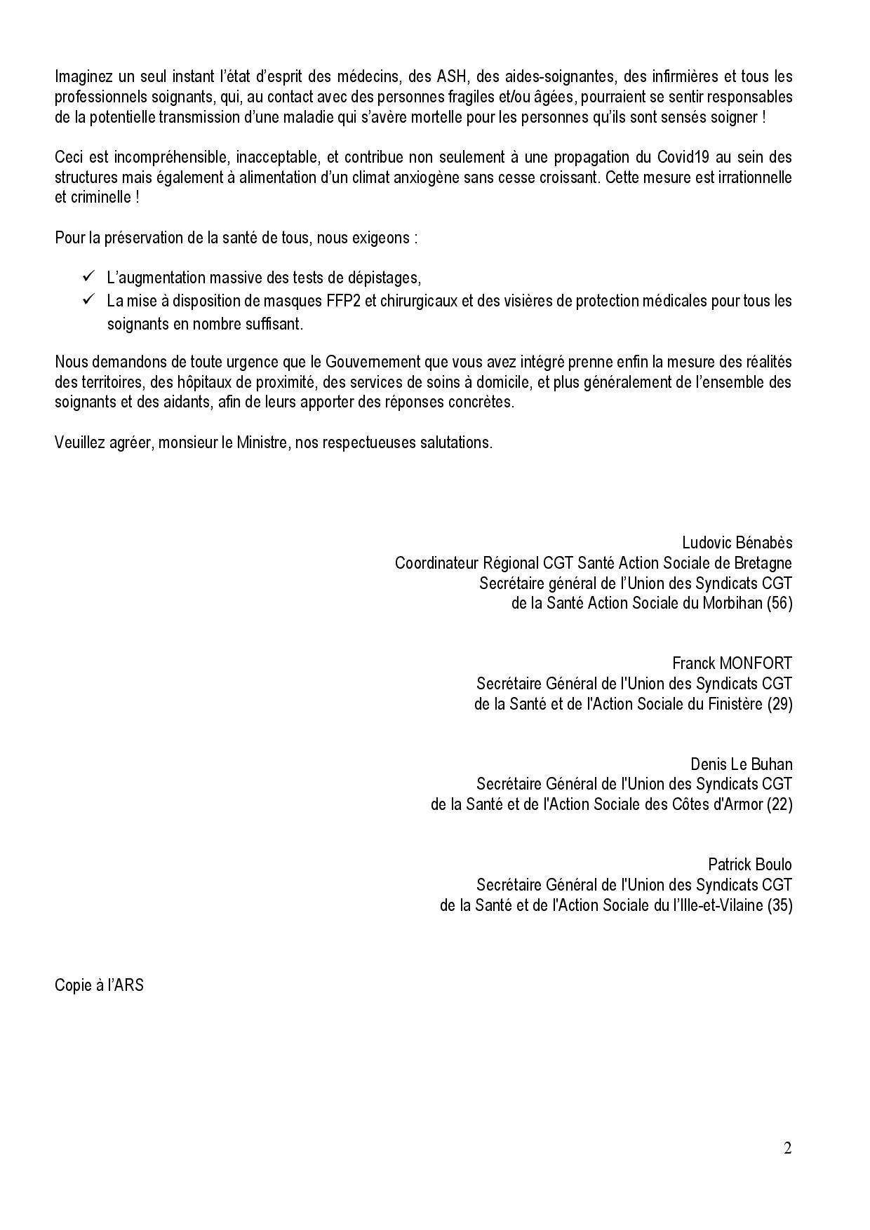 26032020 courrier ministere ars crsas non signe vers 2 page 002